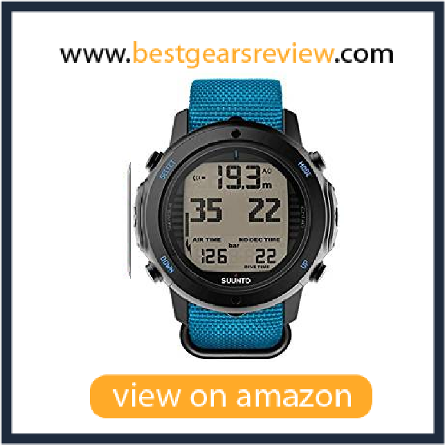 Best watch for freediving